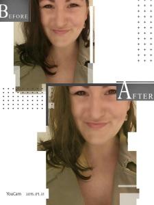 Virtual Hair Dye