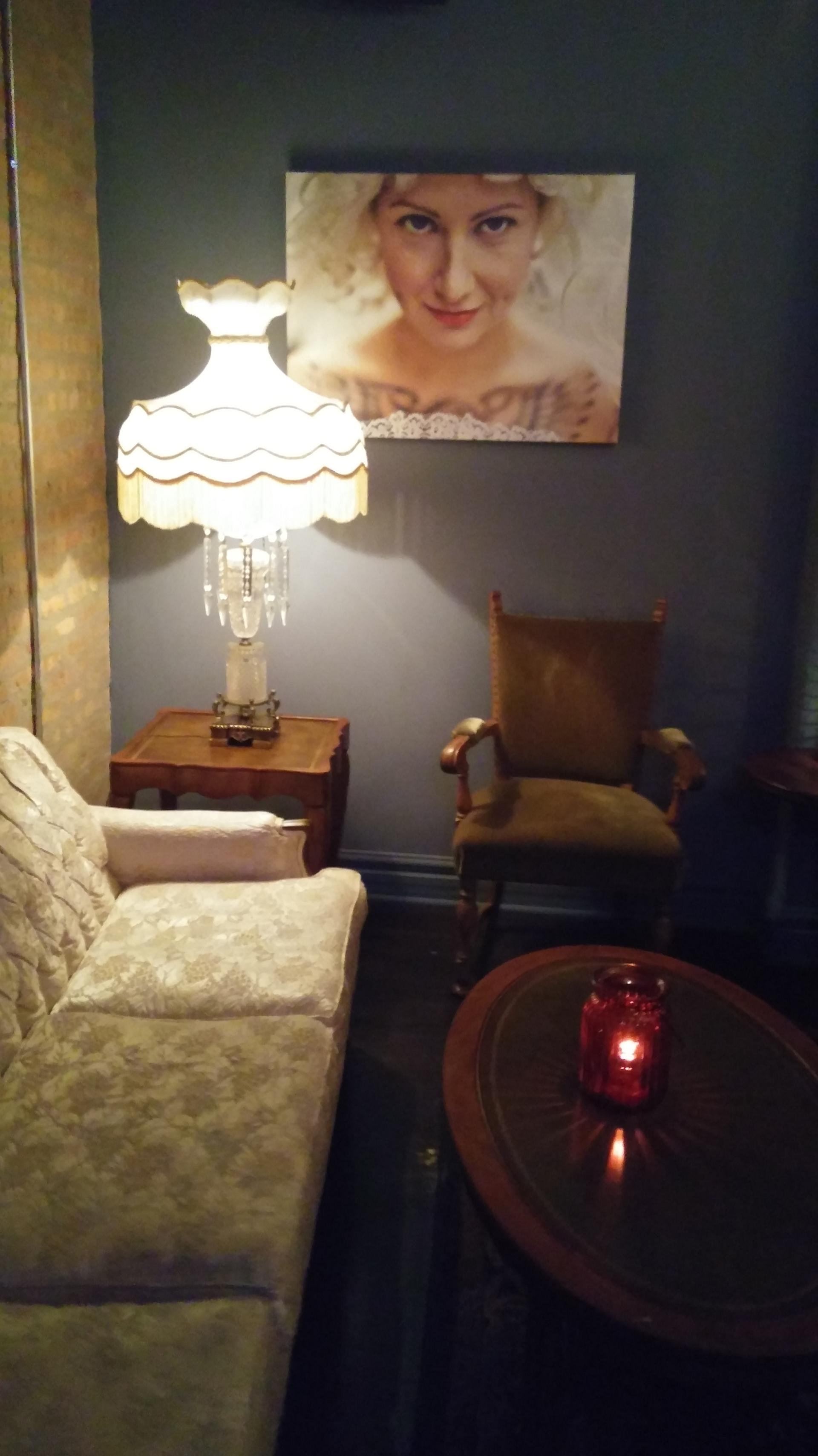 Brixton lounge Photo: Amanda Elliott