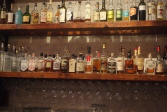 The Bar at Farmhouse Photo: Amanda Elliott