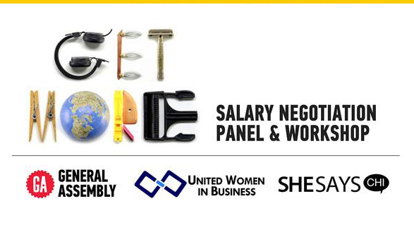 Salary Negotiation Panel & Workshop Chicago