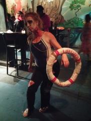 Chicago Pub Crawl Zombie Lifeguard Photo: Amanda Elliott