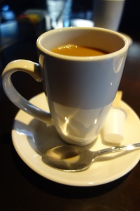 Lavazza Coffee served at Yard House Photo: Amanda Elliott
