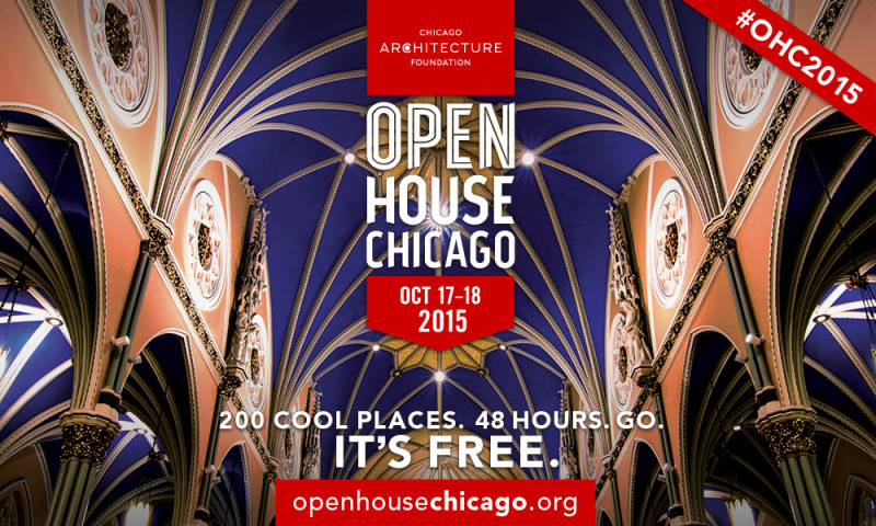 Open House Chicago Photo: Chicago Architecture Foundation
