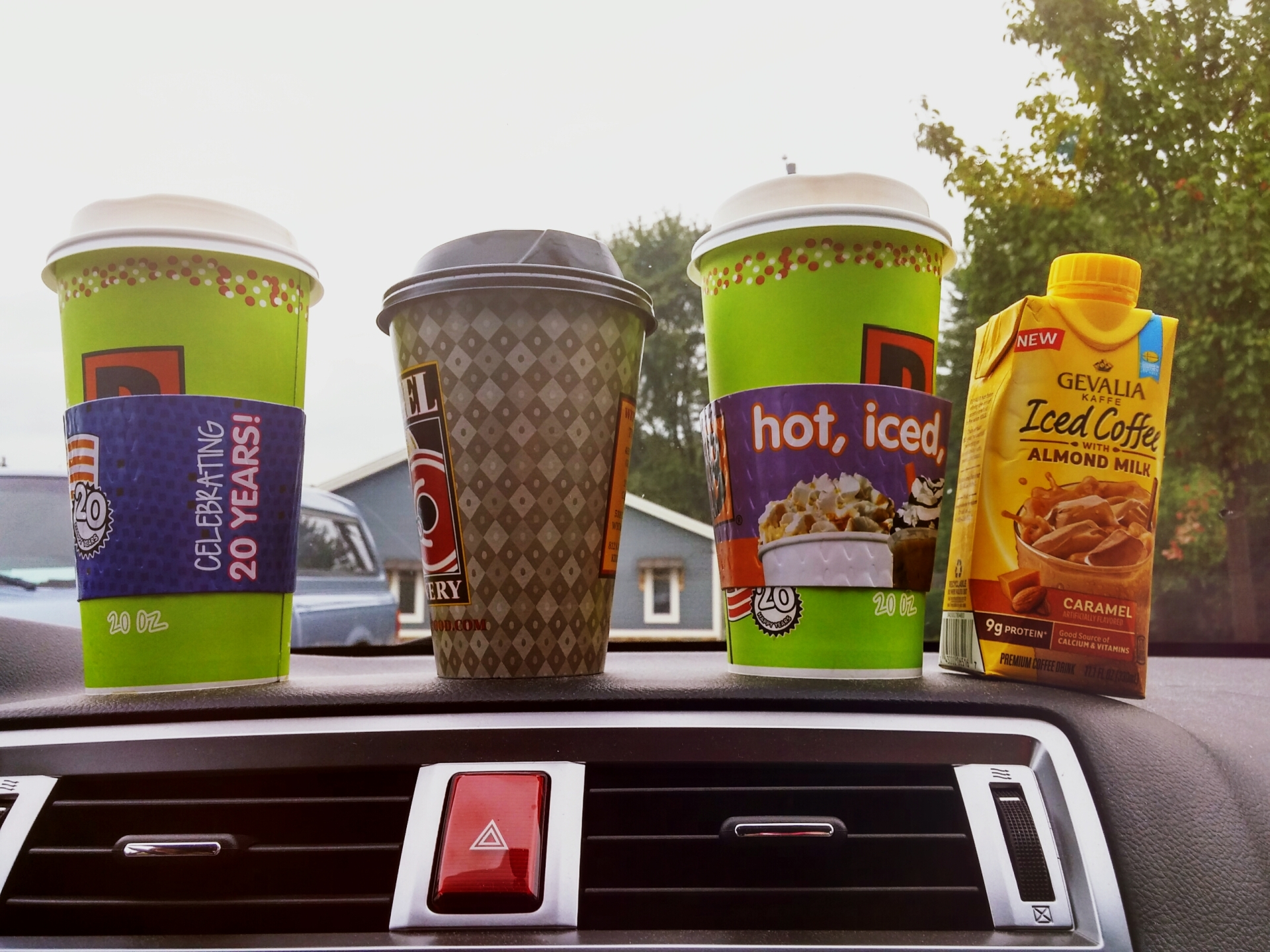 A Week Without Coffee: Personal Challenge Photo: Amanda Elliott