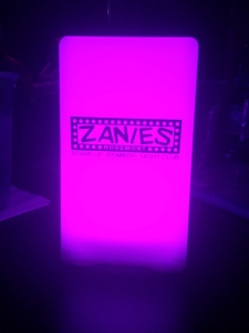 Zanies Comedy Club in Rosemont. Photo Credit: Amanda Elliott