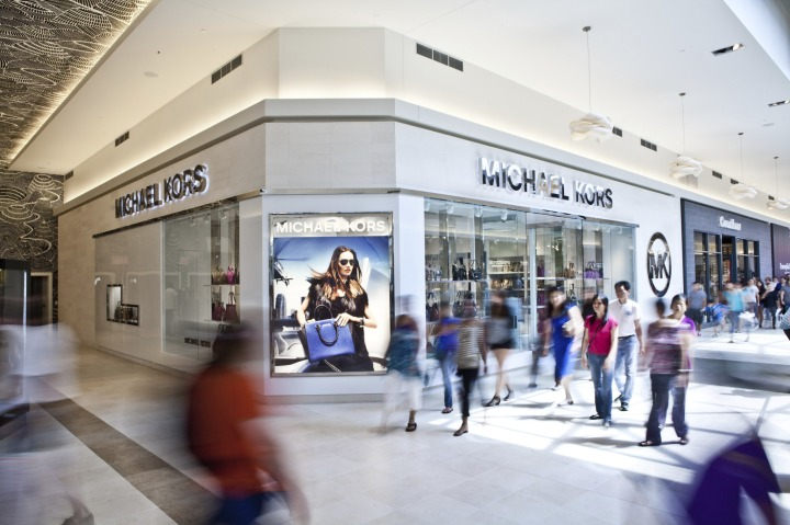 Michael Kors in Rosemont. Photo Credit: Fashion Outlets in Chicago