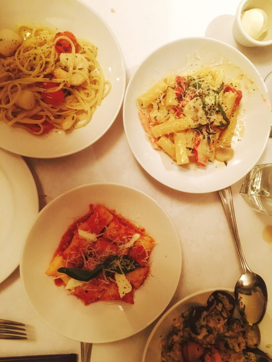 Restaurant Review on the Pasta Dishes at Trattoria Gianni in Lincoln Park